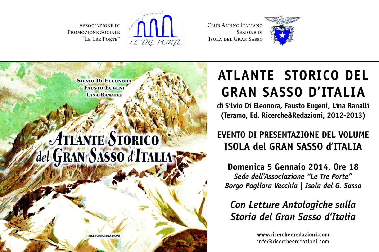 Un viaggio nella storia del Gran Sasso d'Italia