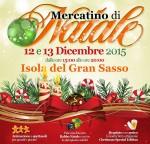 Mercatini di Natale a Isola del Gran Sasso, 12 e 13 Dicembre 2015