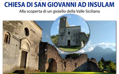 Visite alla Chiesa di San Giovanni – Agosto 2020