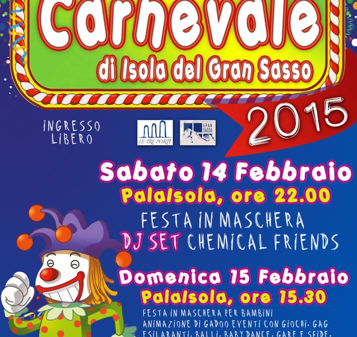 Carnevale 2015 – Isola del Gran Sasso