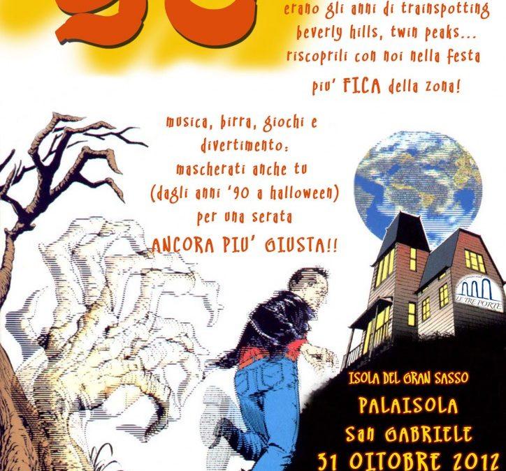La Paura fa '90